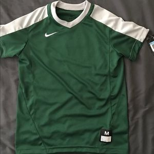 Boys Nike baseball Dri Fit shirt